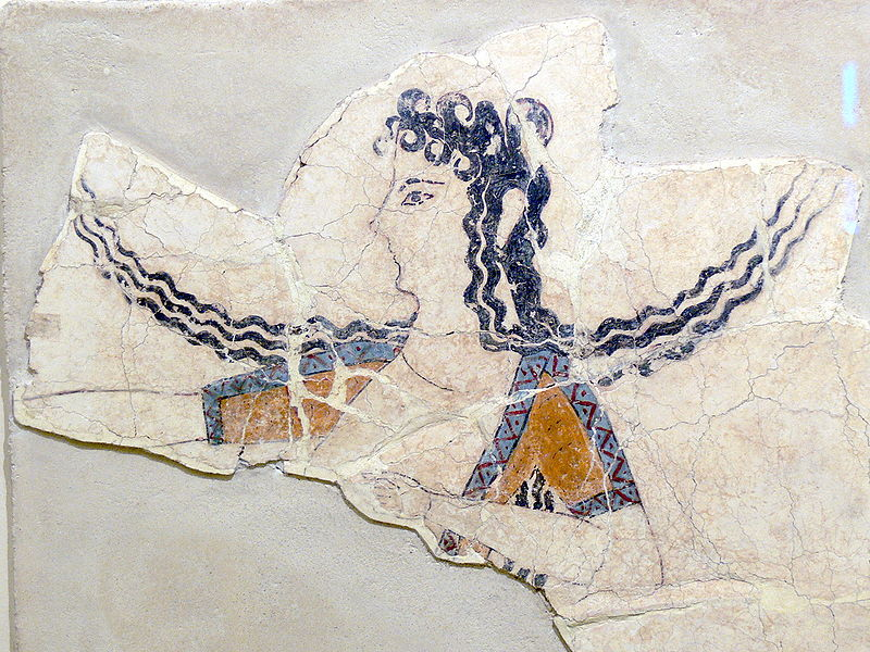 Dancing Woman from Knossos